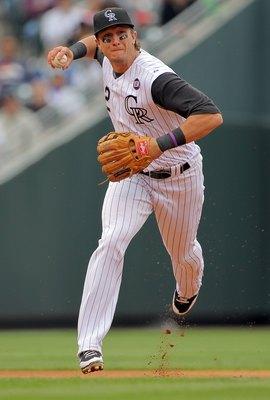 Troy Tulowitzki 2014 Fielding