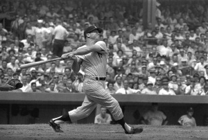 Mickey Mantle (1961-09-03)