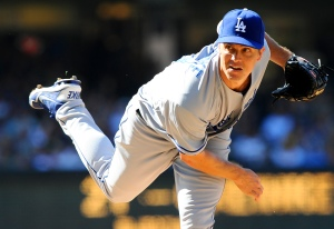 MLB: Los Angeles Dodgers at San Diego Padres